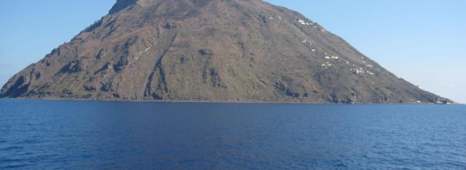 Alicudi Insel