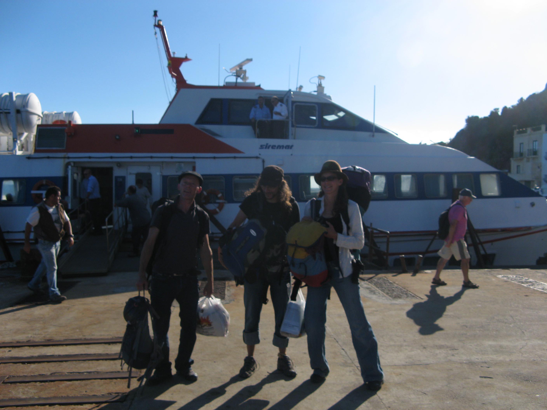 Alicudi-Insel-Ankunft 3