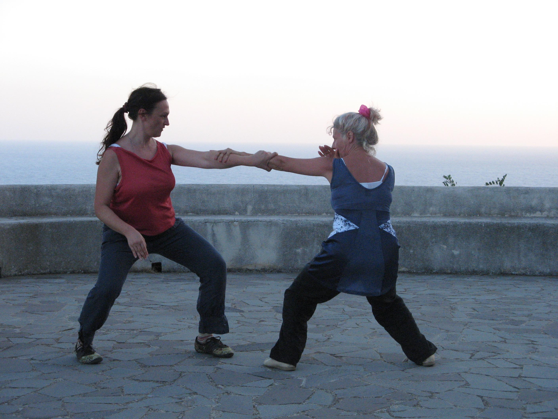 Alicudi-Insel-Kung fu 5