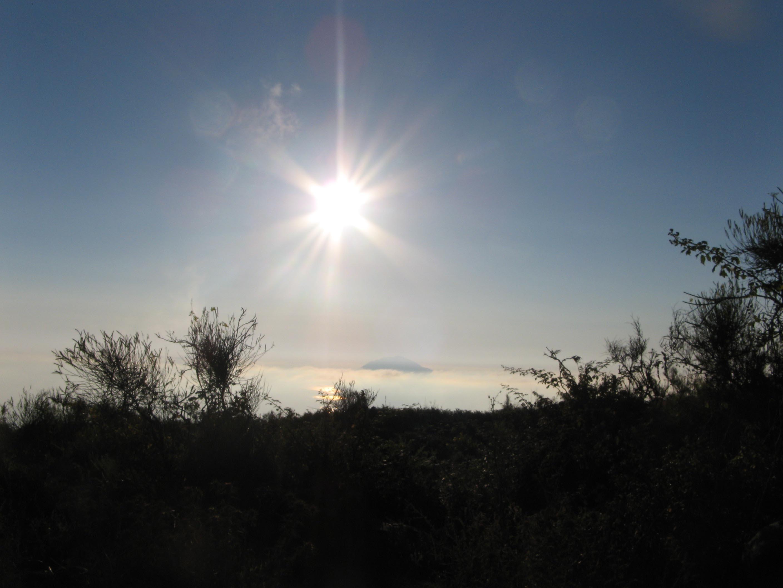 Alicudi-Insel- Sonnenaufgang 2