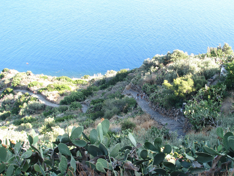 Alicudi-Insel-Weg 2
