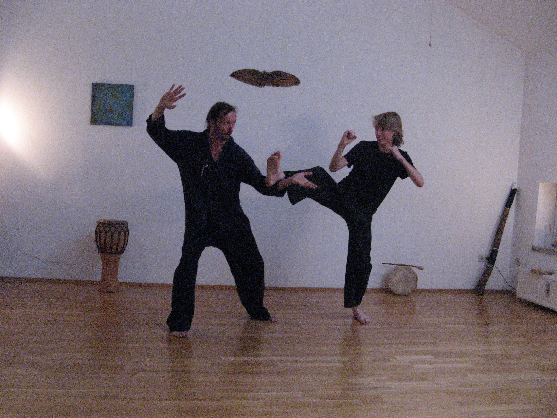 Berlin-Kung Fu-Selbstverteidigung 5
