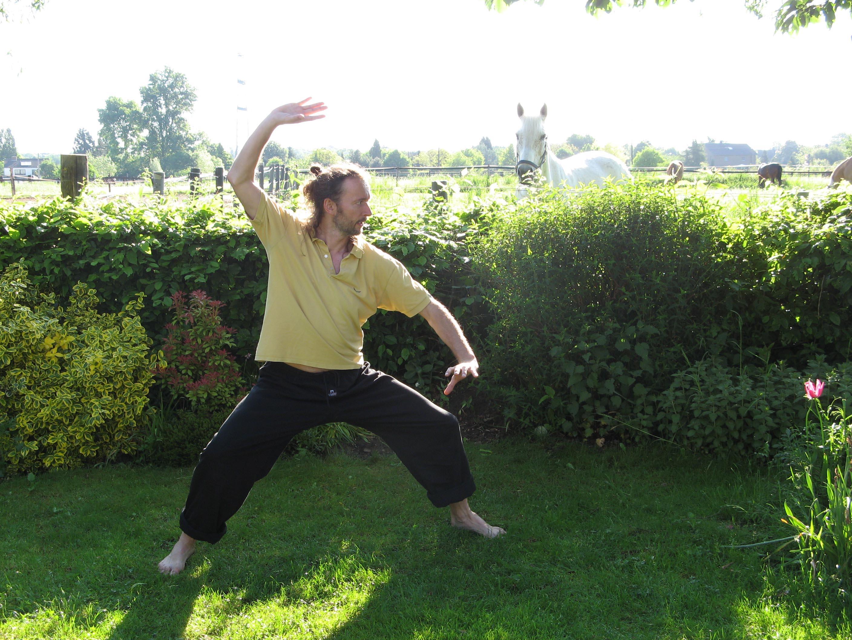 Kung Fu-Ba Gua-qi Gong